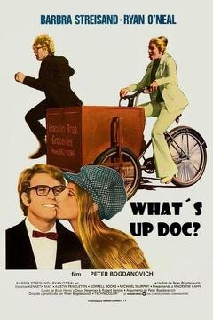Best Movies of 1972 : What's Up, Doc?