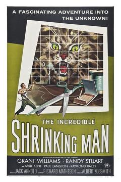 Best Science Fiction Movies of 1957 : The Incredible Shrinking Man