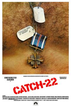 Best Comedy Movies of 1970 : Catch-22