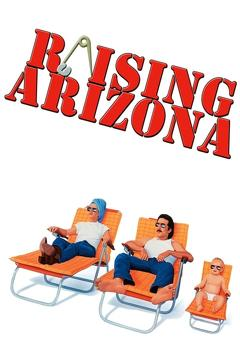Best Crime Movies of 1987 : Raising Arizona