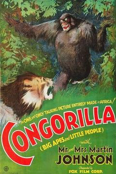 Best Documentary Movies of 1932 : Congorilla