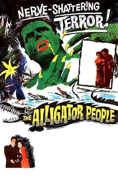 Best Science Fiction Movies of 1959 : The Alligator People