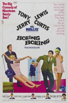 Best Comedy Movies of 1965 : Boeing, Boeing