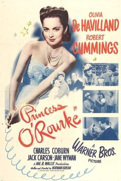 Best Comedy Movies of 1943 : Princess O'Rourke