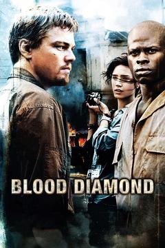 Best Thriller Movies of 2006 : Blood Diamond