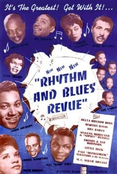 Best Documentary Movies of 1955 : Rhythm and Blues Revue