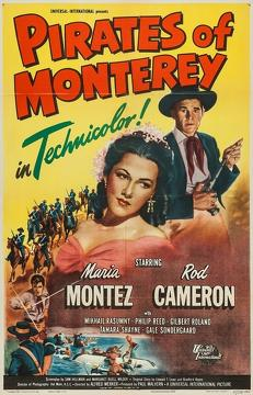 Best Adventure Movies of 1947 : Pirates of Monterey