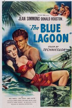 Best Drama Movies of 1949 : The Blue Lagoon