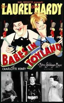 Best Music Movies of 1934 : Babes in Toyland