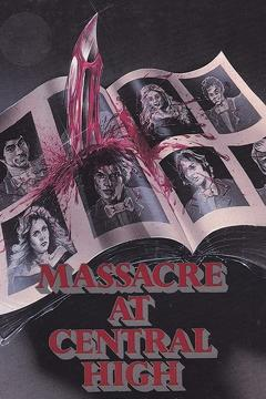 Best Horror Movies of 1976 : Massacre at Central High