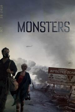 Best Science Fiction Movies of 2010 : Monsters