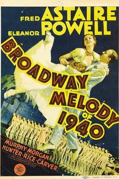 Best Romance Movies of 1940 : Broadway Melody of 1940