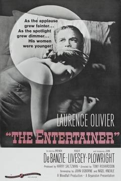 Best Music Movies of 1960 : The Entertainer
