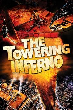 Best Drama Movies of 1974 : The Towering Inferno