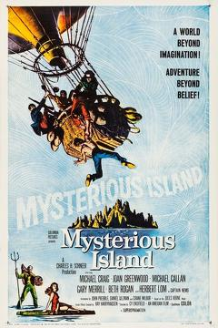 Best Family Movies of 1961 : Mysterious Island