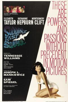 Best Drama Movies of 1959 : Suddenly, Last Summer