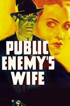 Best Crime Movies of 1936 : Public Enemy's Wife