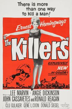 Best Mystery Movies of 1964 : The Killers