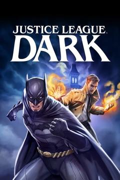 Best Animation Movies of 2017 : Justice League Dark