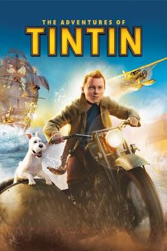Best Mystery Movies of 2011 : The Adventures of Tintin