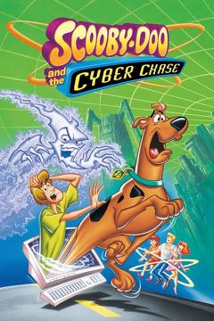 Best Animation Movies of 2001 : Scooby-Doo! and the Cyber Chase