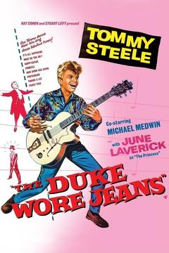 Best Romance Movies of 1958 : The Duke Wore Jeans