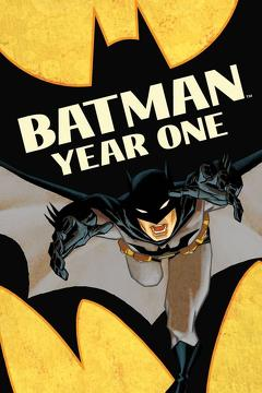 Best Mystery Movies of 2011 : Batman: Year One