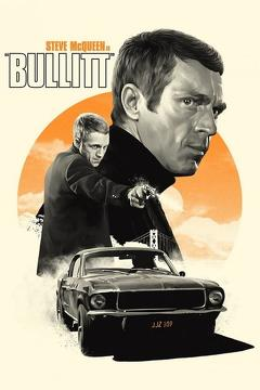 Best Drama Movies of 1968 : Bullitt