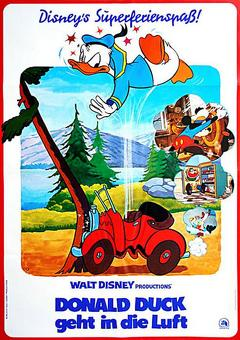 Best Family Movies of 1960 : Donald Duck and his Companions