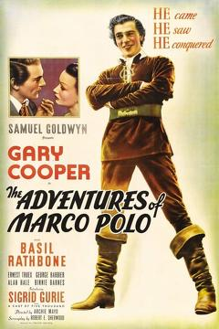 Best Adventure Movies of 1938 : The Adventures of Marco Polo