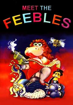 Best Music Movies of 1989 : Meet the Feebles