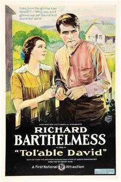 Best Drama Movies of 1921 : Tol'able David