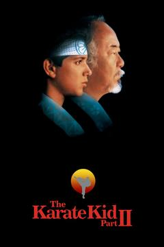 Best Family Movies of 1986 : The Karate Kid Part II