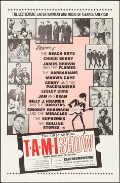 Best Documentary Movies of 1964 : The T.A.M.I. Show