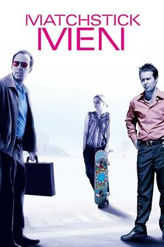 Best Comedy Movies of 2003 : Matchstick Men