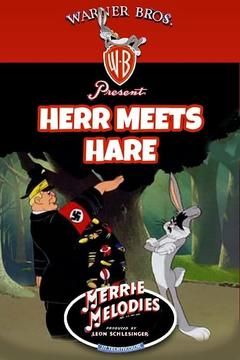 Best Animation Movies of 1945 : Herr Meets Hare