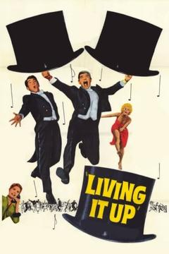 Best Comedy Movies of 1954 : Living It Up