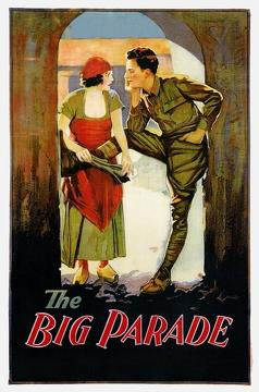 Best Romance Movies of 1925 : The Big Parade
