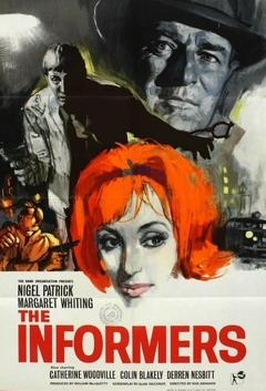 Best Crime Movies of 1963 : The Informers