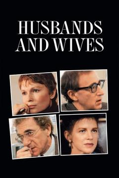 Best Comedy Movies of 1992 : Husbands and Wives