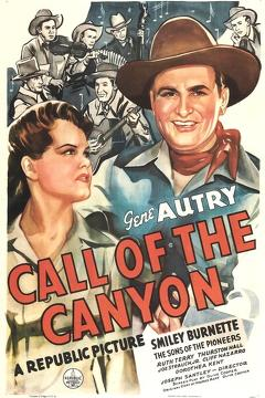 Best Western Movies of 1942 : Call of the Canyon