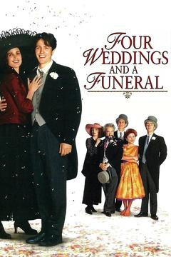 Best Drama Movies of 1994 : Four Weddings and a Funeral