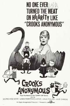 Best Crime Movies of 1962 : Crooks Anonymous