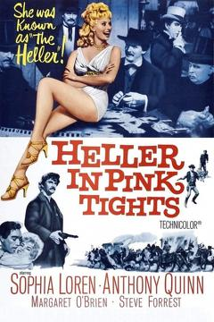 Best Adventure Movies of 1960 : Heller in Pink Tights
