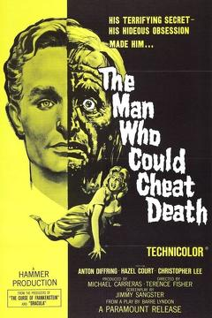 Best Science Fiction Movies of 1959 : The Man Who Could Cheat Death