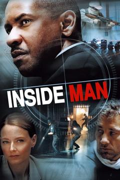 Best Thriller Movies of 2006 : Inside Man