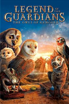 Best Animation Movies of 2010 : Legend of the Guardians: The Owls of Ga'Hoole