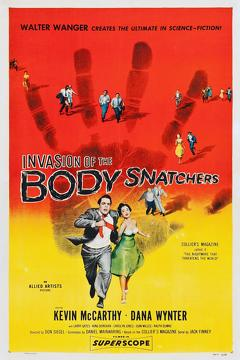 Best Mystery Movies of 1956 : Invasion of the Body Snatchers