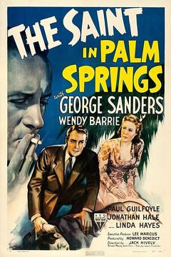 Best Mystery Movies of 1941 : The Saint In Palm Springs