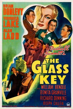 Best Thriller Movies of 1942 : The Glass Key